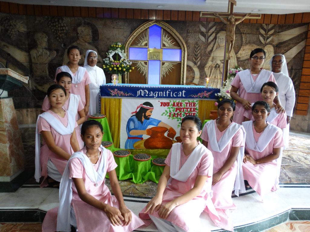 9 New Postulants