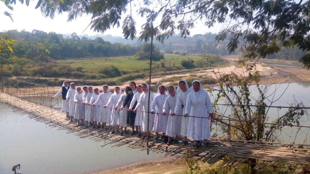 1st Phase of 2nd Novitiate - 2017